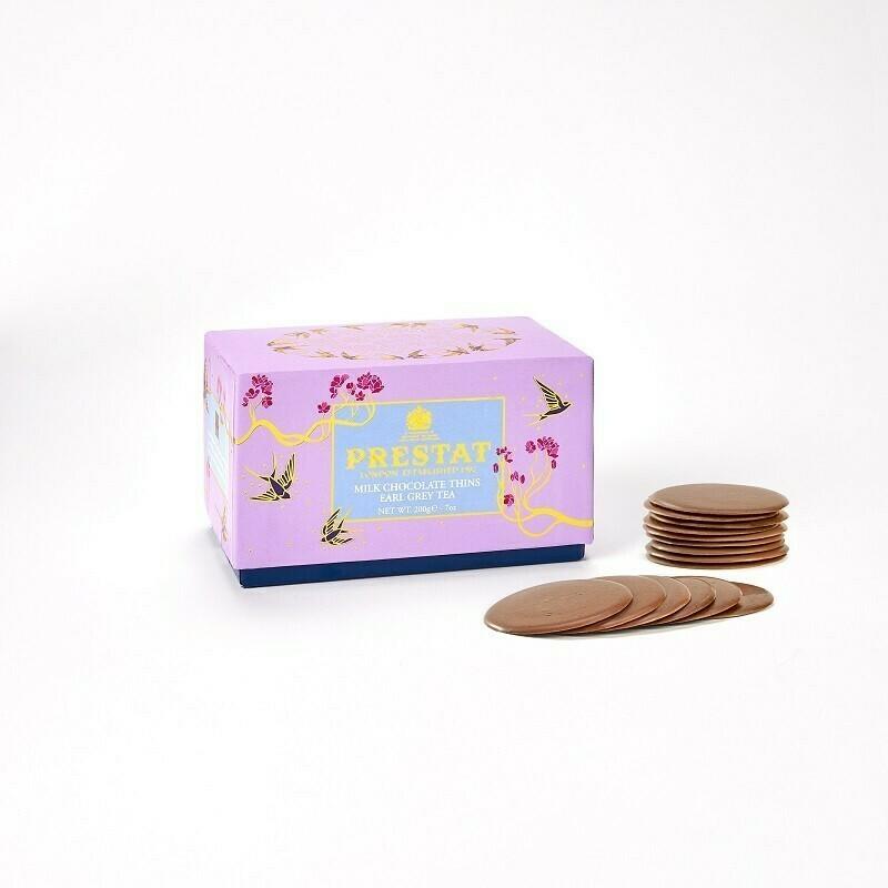 Sfoglie di cioccolato Prestat 200 gr