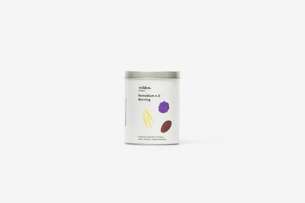 Tisana biologica Wilden Herbals – Lattina sfuso 80 gr