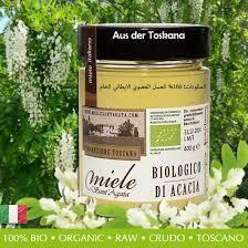 Miele toscano biologico Sant'Agata - 40 gr