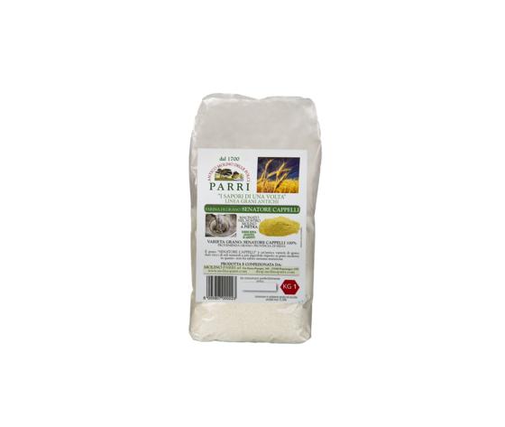 Farine di grani antichi Molino Parri 1 kg