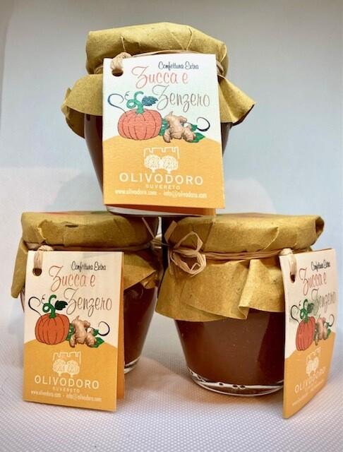 Confetture di verdura Olivodoro 100 gr