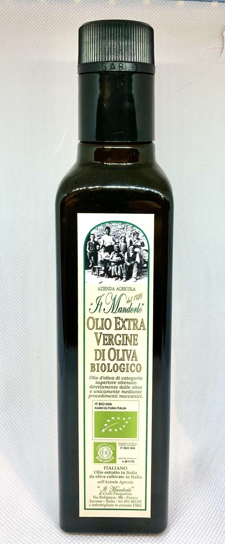 Olio toscano bio Il Mandorlo - 0,50 l