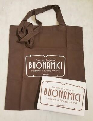 Shopper in cotone Buonamici
