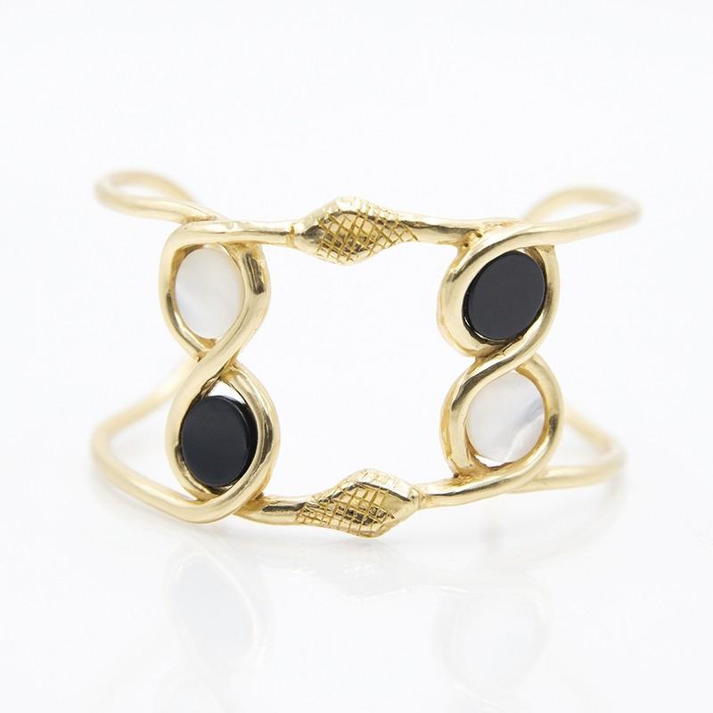 Bracciale Double Infinity - Giulia Barela Jewelry