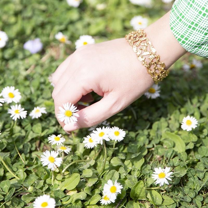 Bracciale Pebbles Small - Giulia Barela Jewelry