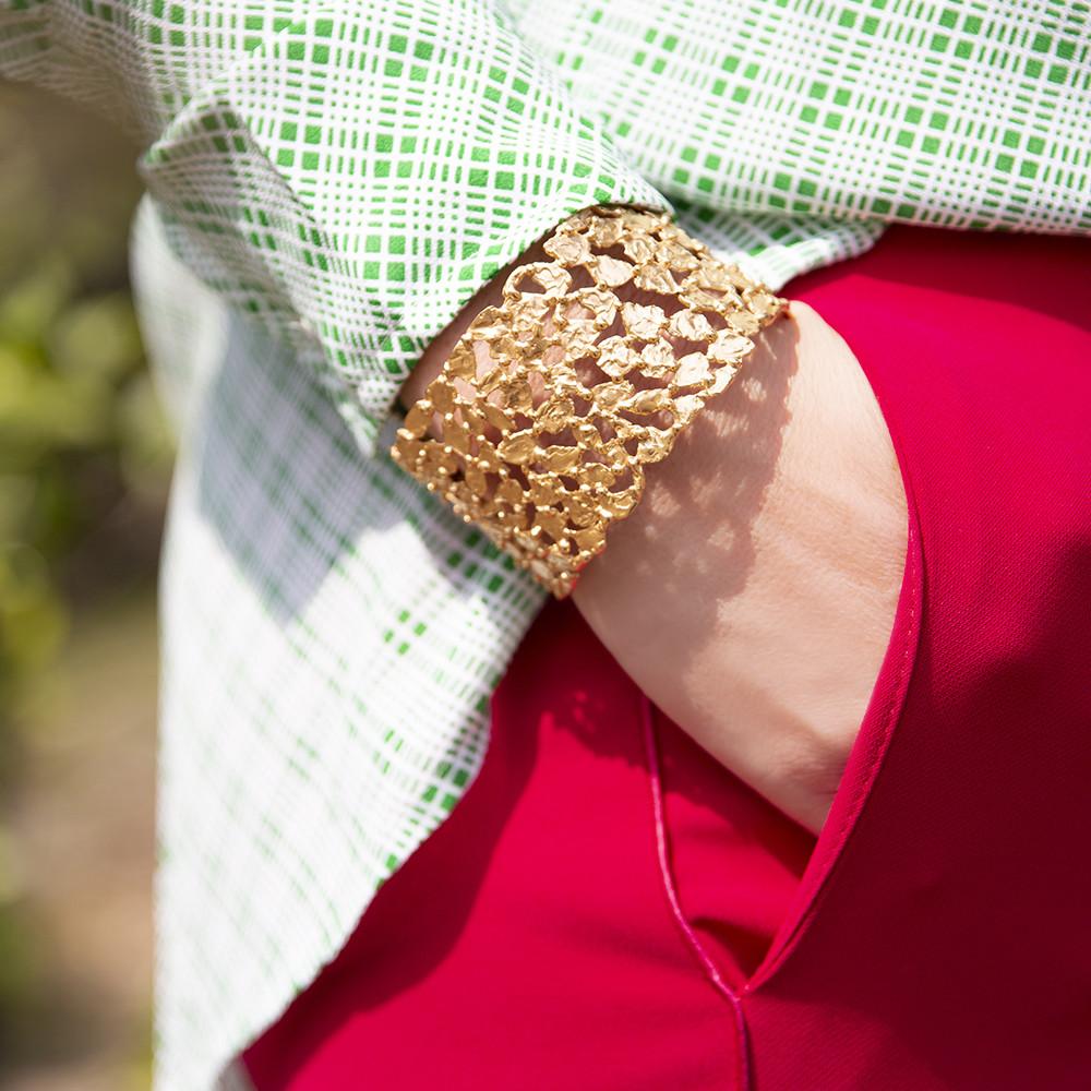 Bracciale Pebbles Big - Giulia Barela Jewelry