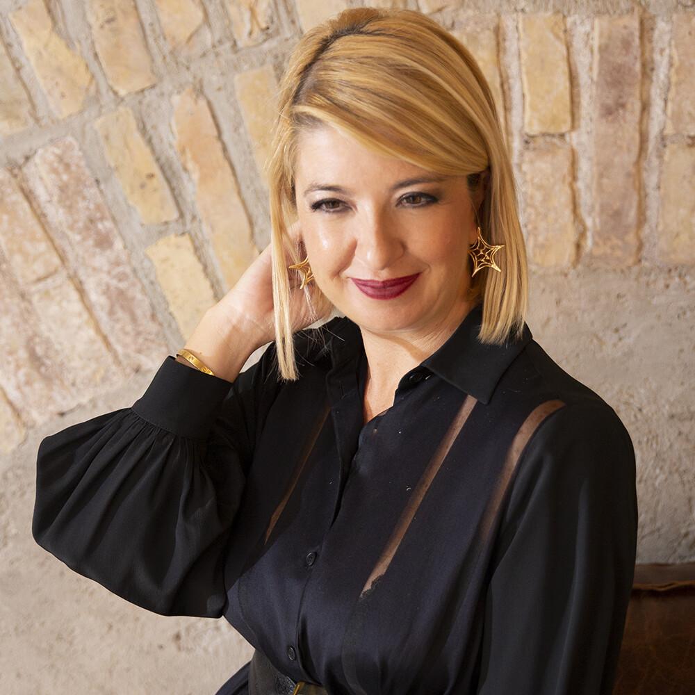 Orecchini Stella Maris - Giulia Barela Jewelry