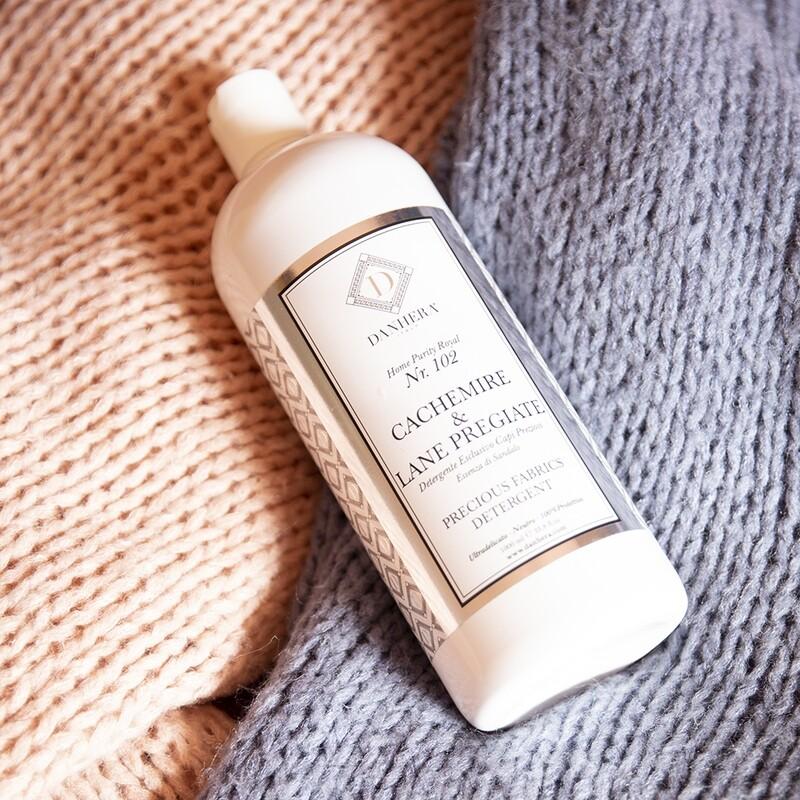 Detergente Deluxe cachemire e lana  - Kessence Boutique