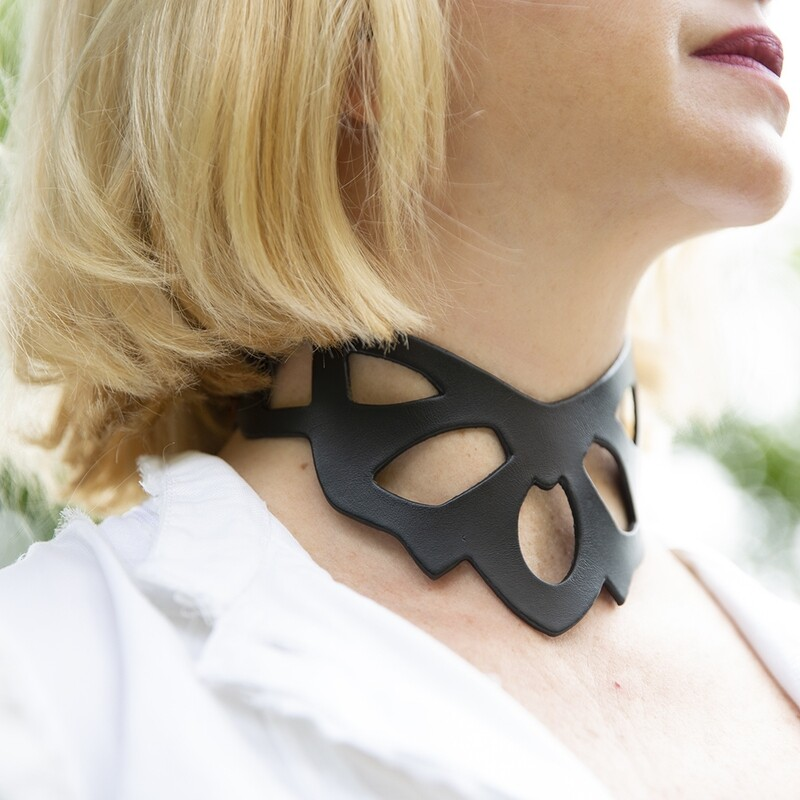 Choker Psyche - Ludovica Martire Made In Pain