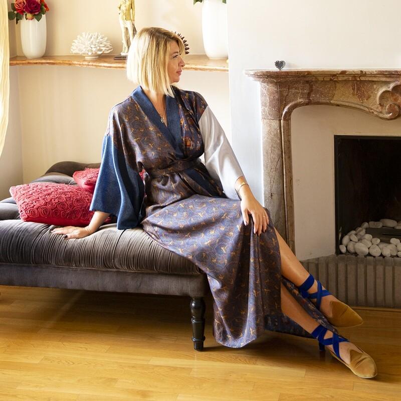 Kimono Patchwork - Luluredgrove
