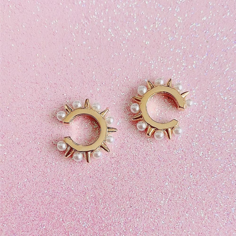 Ear Cuff perle