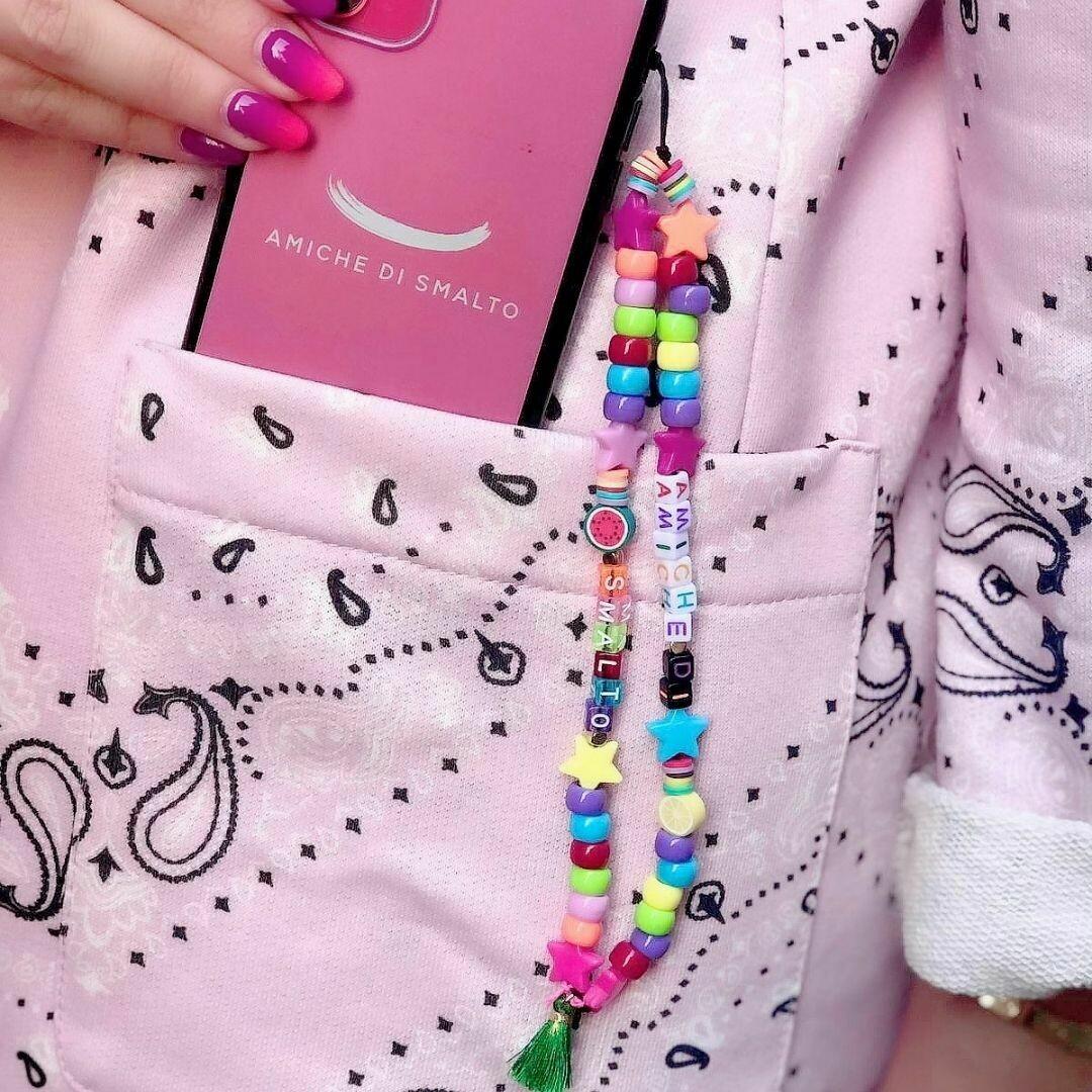 Phone Beads Personalizzato