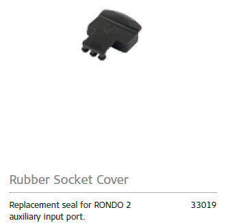 RONDO 2 - Rubber Socket Cover