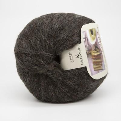 alpaca leggero коричневый темный 08