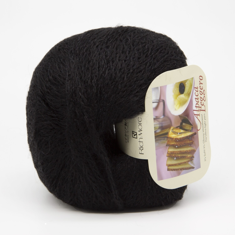 alpaca leggero черный 04