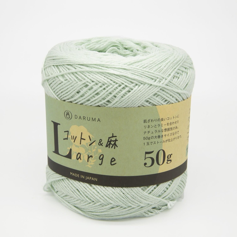 cotton & linen large мятный (11)