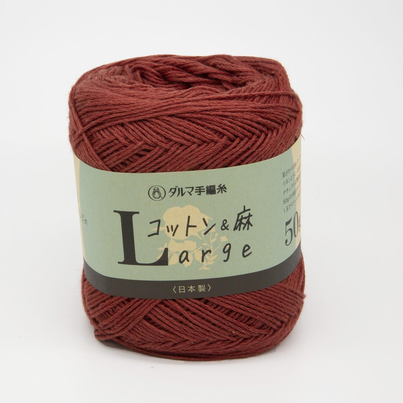 cotton & linen large красный (14)