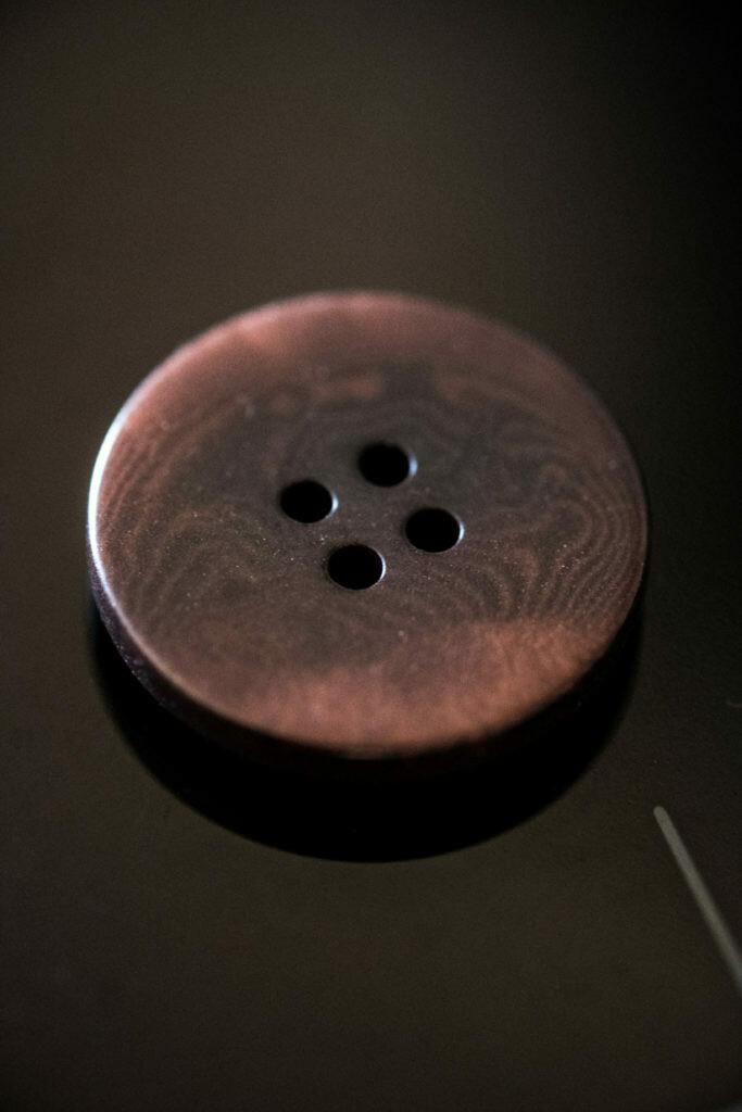 пуговицы corozo 25 мм коричневые