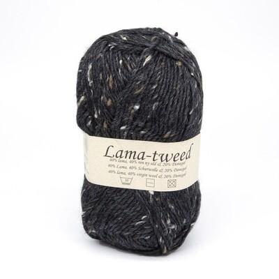 lama tweed черный  6999