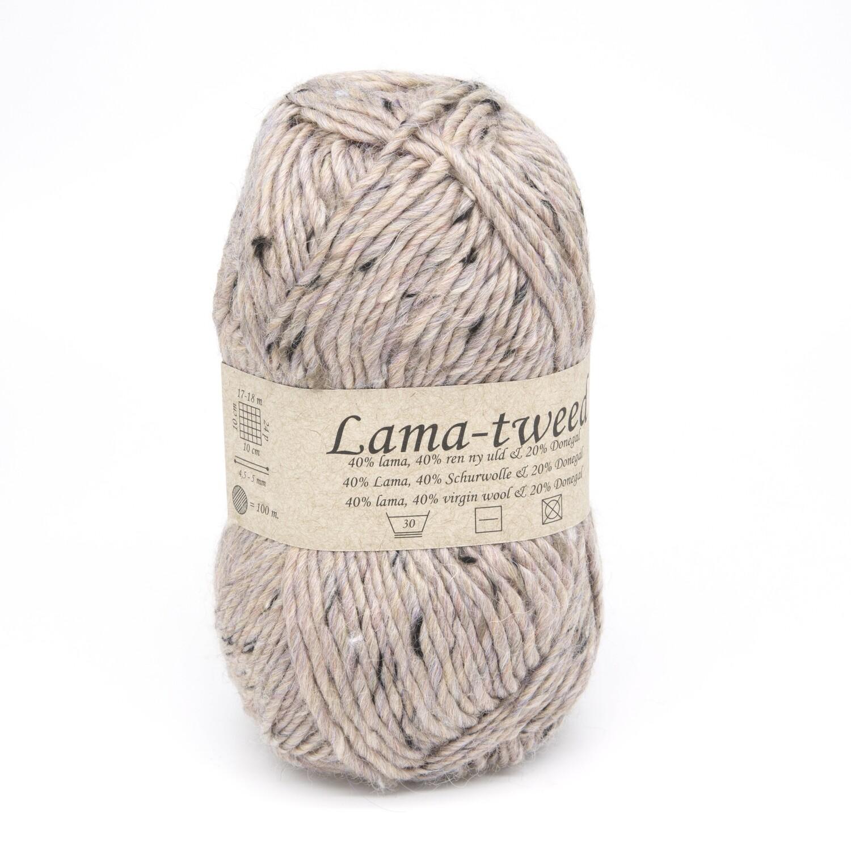 lama tweed пудра 6453
