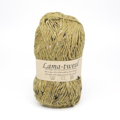 lama tweed желтый 6438