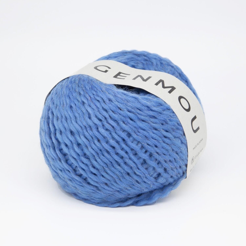 genmou ярко-голубой 20