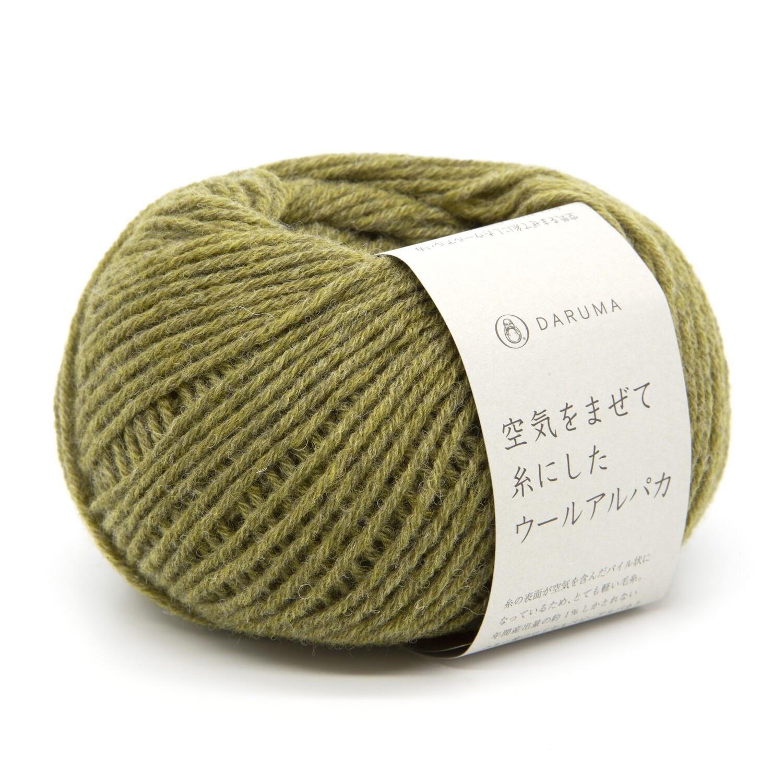airy теплый зеленый 04