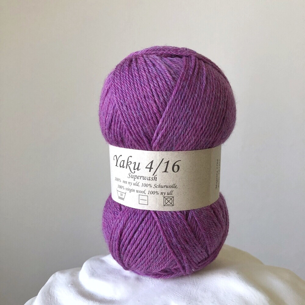yaku фиолетовый светлый 1704