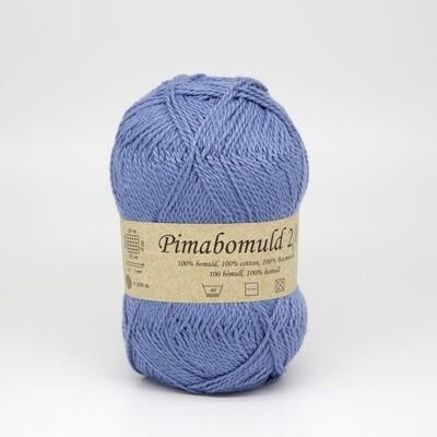 pima bomuld колониальный синий 3034