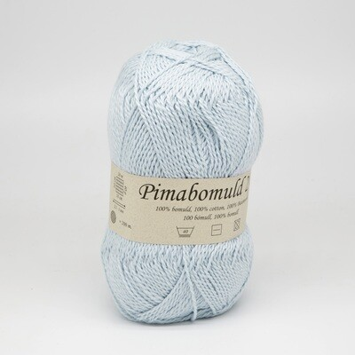 pima bomuld голубой 3049