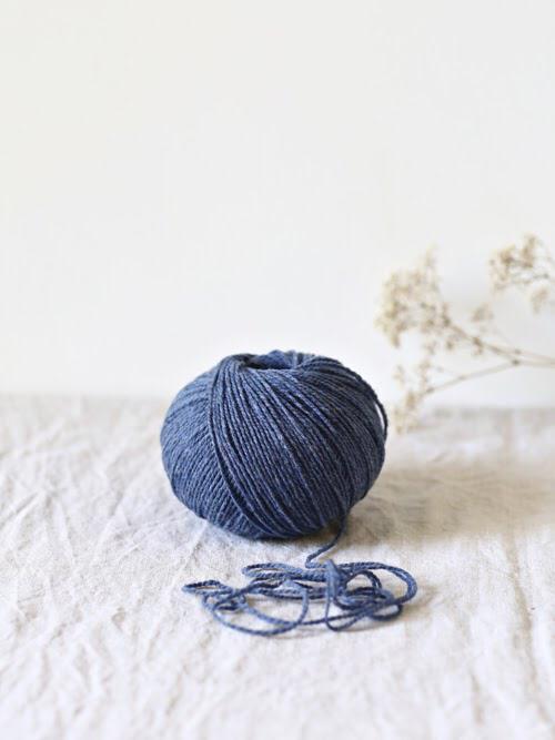 Ulysse L'heure bleue джинсовый