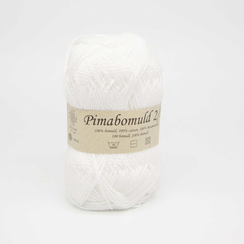 pima hvid очень белый 3002