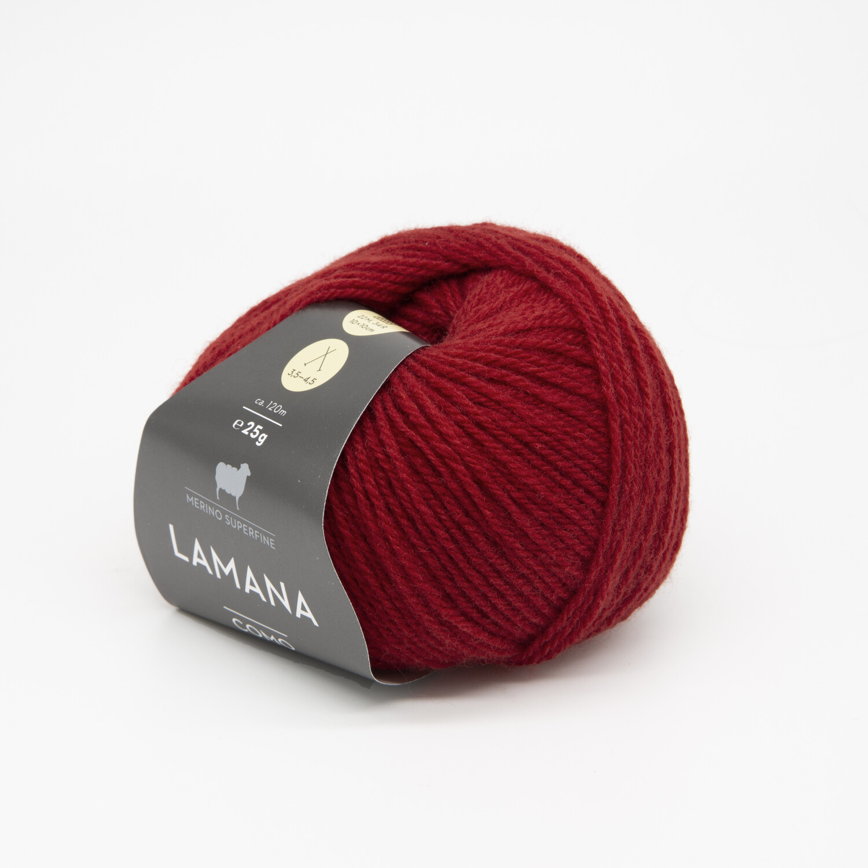 COMO karmin красный 33