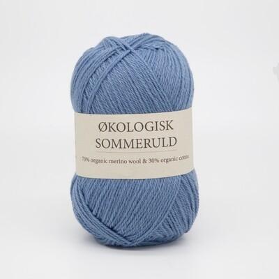 SOMMERULD синий средний 2058