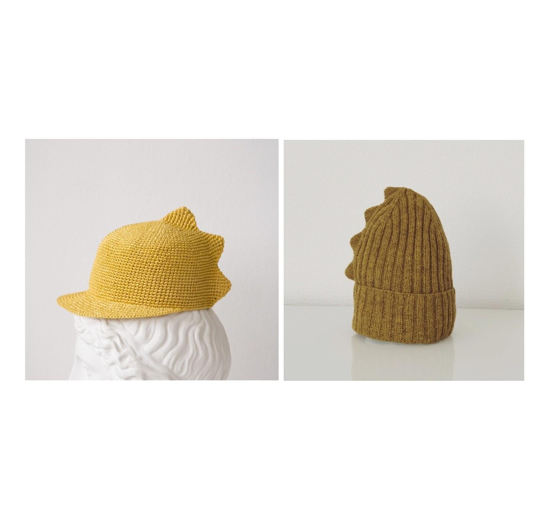 шапка Кроко + кепка Драго PDF