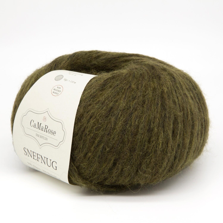 snefnug зеленый vissengron 7331