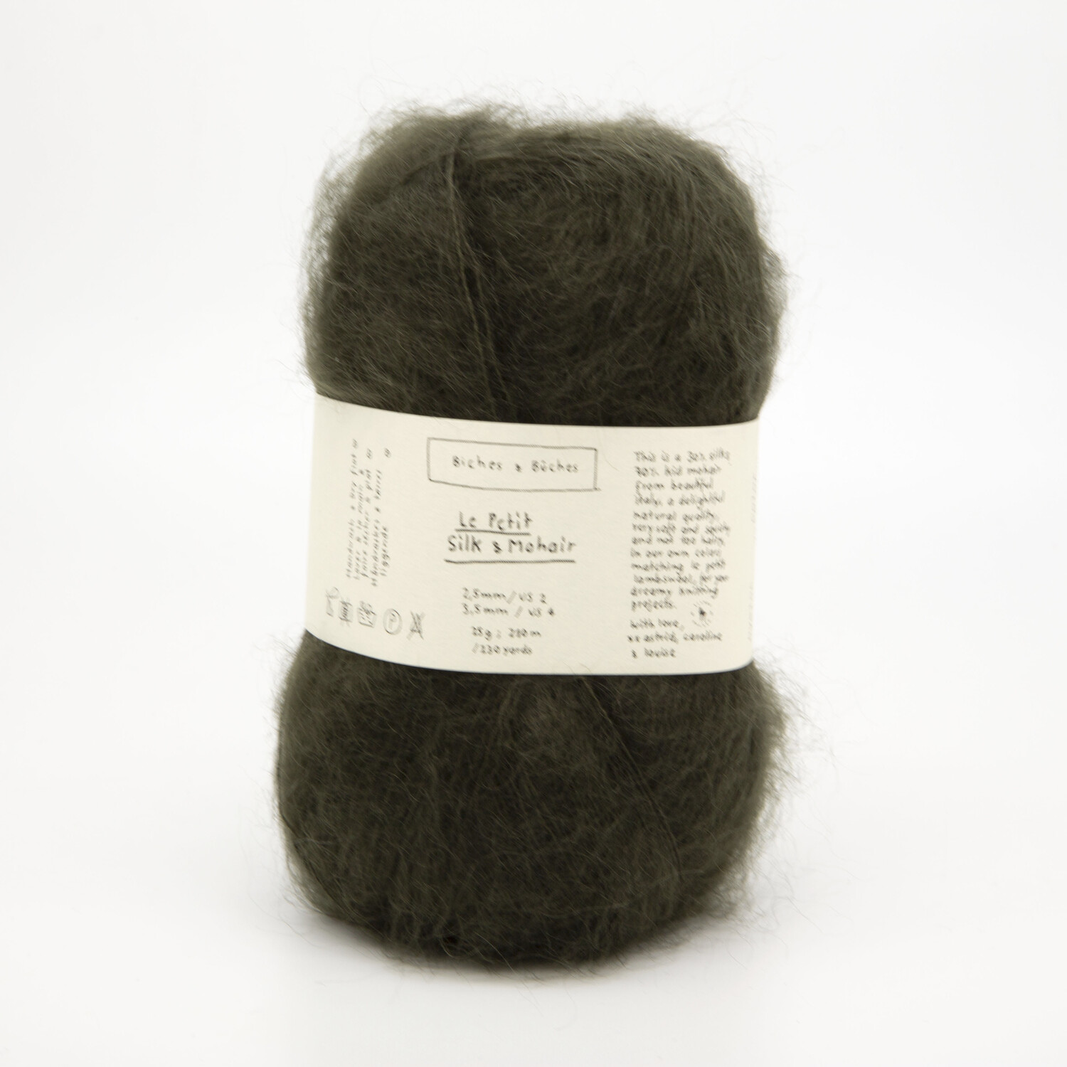 silk & mohair dark blue green тёмный зелёный
