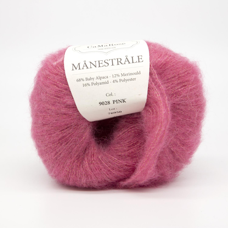 manestrale розовый 9028