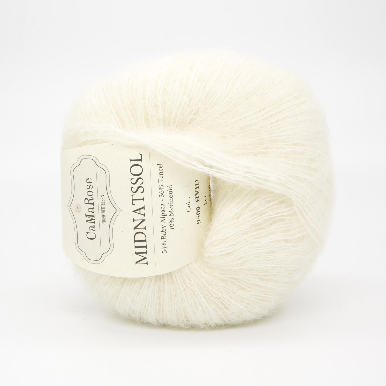 midnatssol белый 9500