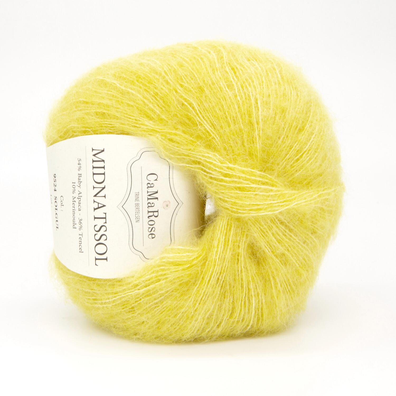 midnatssol солнечный желтый 9524