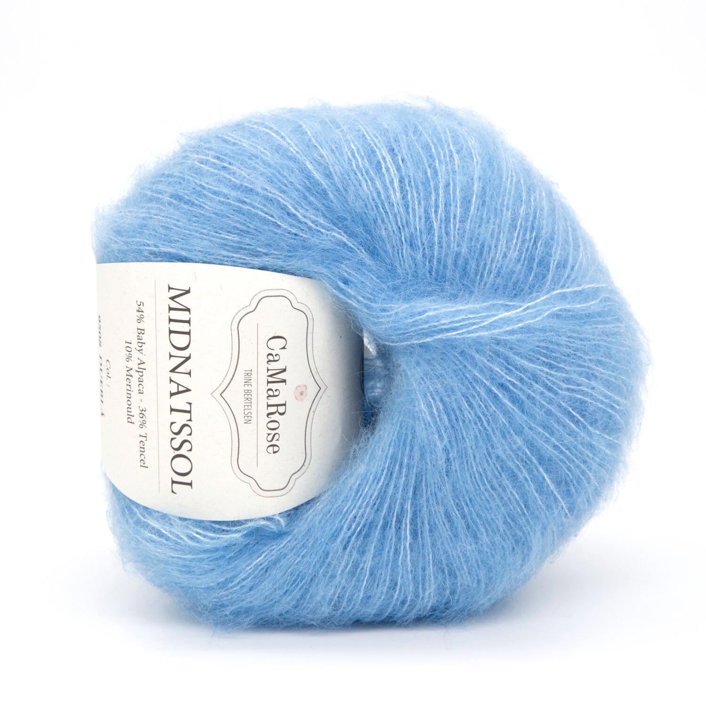 midnatssol синий порошок 9508