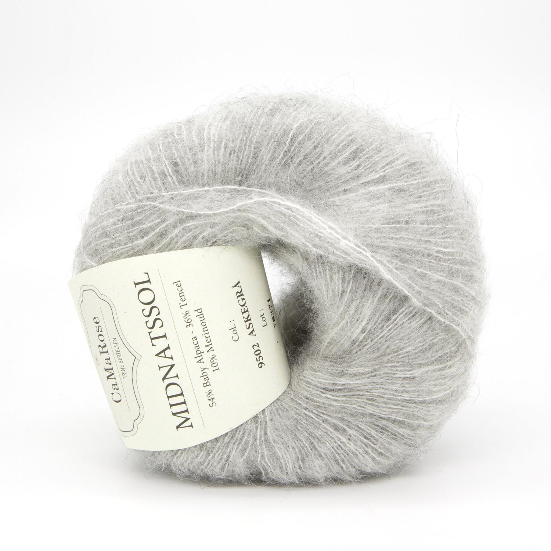 midnatssol пепельно-серый 9502