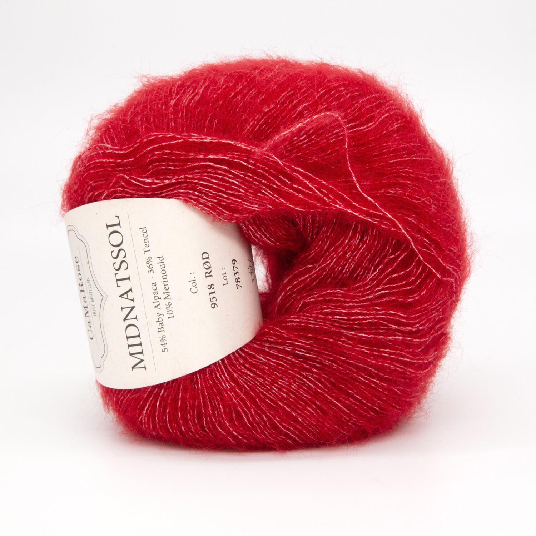 midnatssol красный 9518