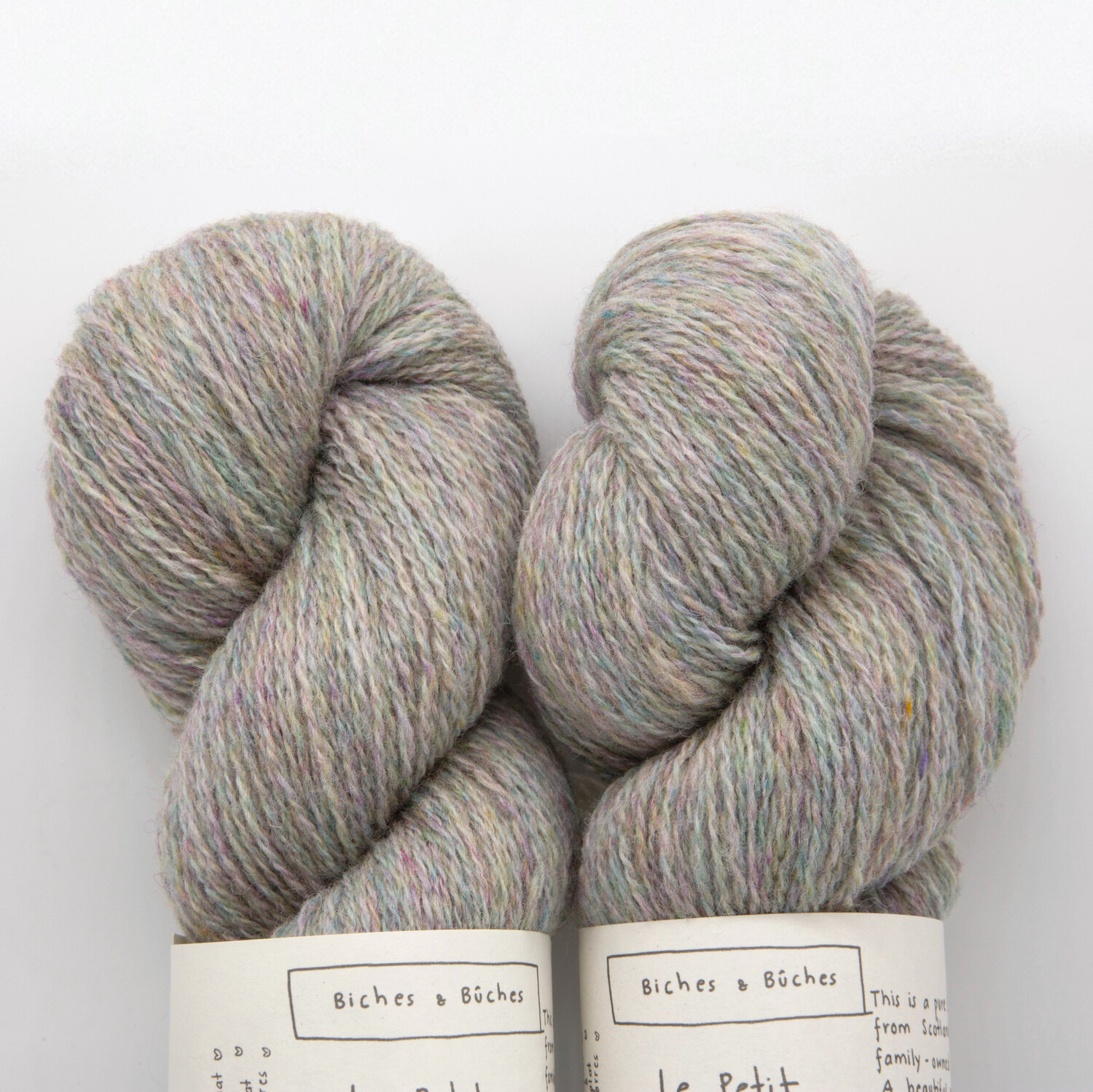 le petit lambswool candy