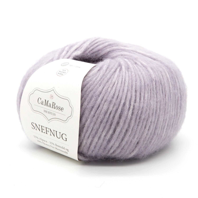 snefnug lyse lilla ярко-фиолетовый 7358