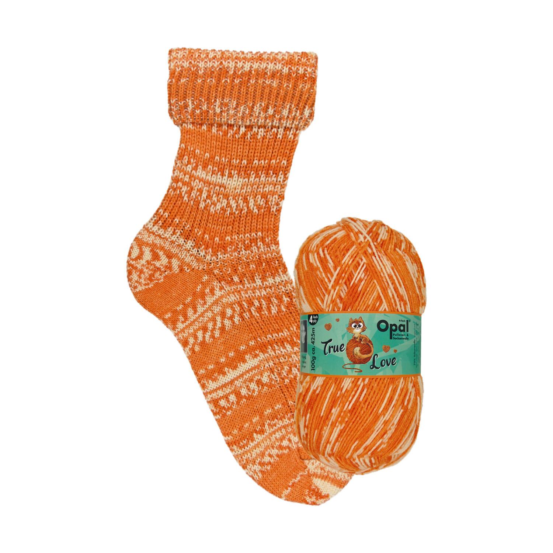 True love оранжевый 9864