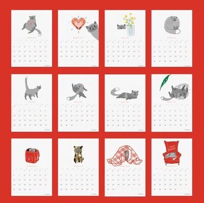 коТТолический календарь 2021