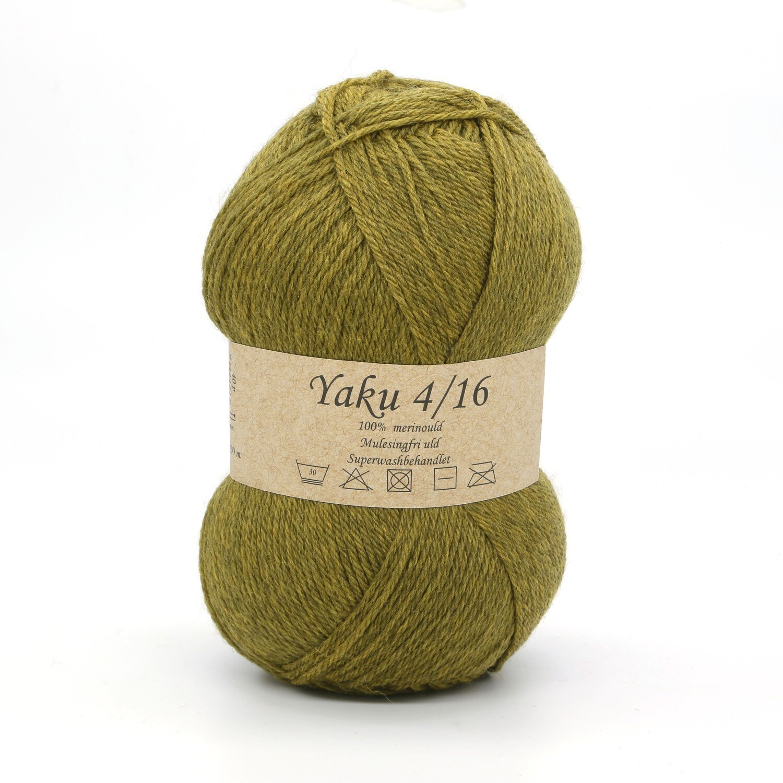 yaku оливковый 1844