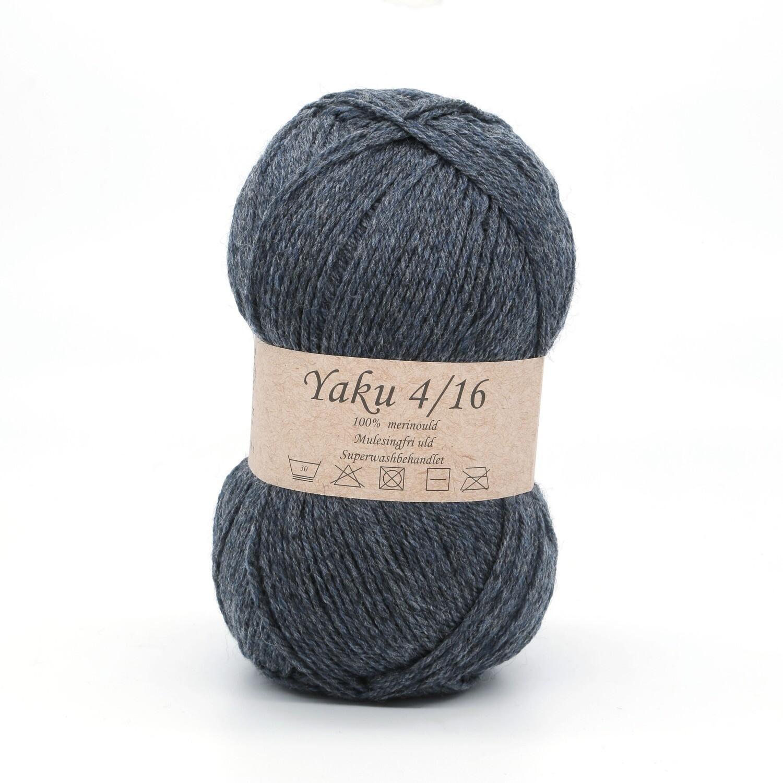yaku серо-синий 1752