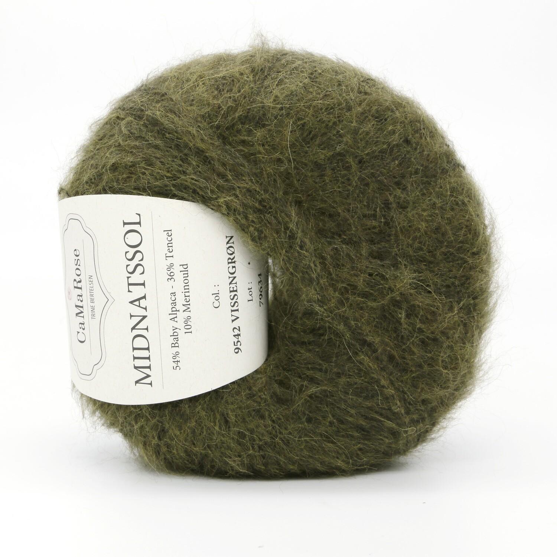 midnatssol темно-зеленый 9542